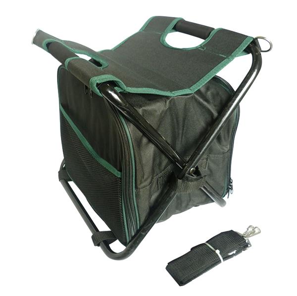 折り畳み式楽々椅子型収納バッグ